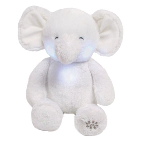 Carter's Elephant Soother Plush with Music & Glow - Puppy Soother