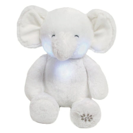 Carter's Elephant Soother Plush with Music & Glow