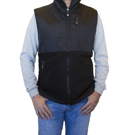 Marquis Men's Reversible Fleece Full Zip -