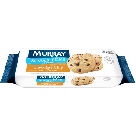 Murray Sugar Free Chocolate Chip Cookies With Pecans  5 5 Oz