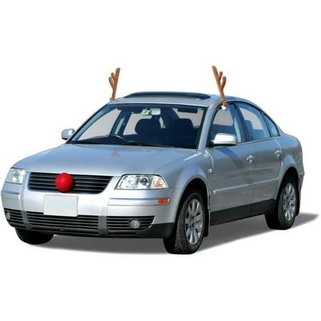 Car Reindeer Decoration - Raindeer Car Kit