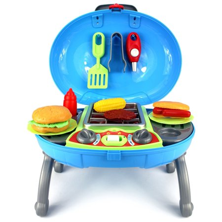 Grill Kitchen Play Set