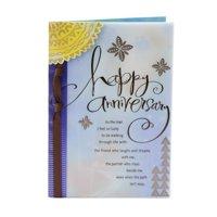 Hallmark Anniversary Greeting Card to Husband (Man I Love)