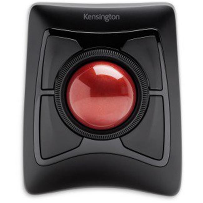 Kensington Computer Products Group 72359 Expert Mouse Wireless Trackball with Four Buttons - Black