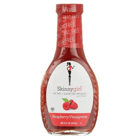 Skinnygirl™ Raspberry Vinaigrette Fat Free/Sugar Free Salad Dressing 8 fl. oz. Bottle