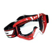 Progrip 3400 Goggle Red