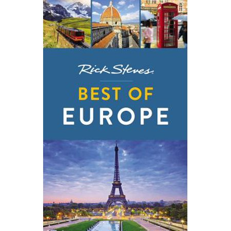 Rick Steves Best of Europe: 9781631218033