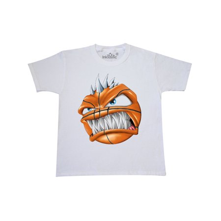 Basketball Monster with spikes Youth T-Shirt
