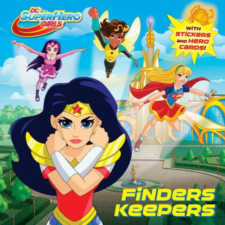 Teen Superhero (Finders Keepers (DC Super Hero)