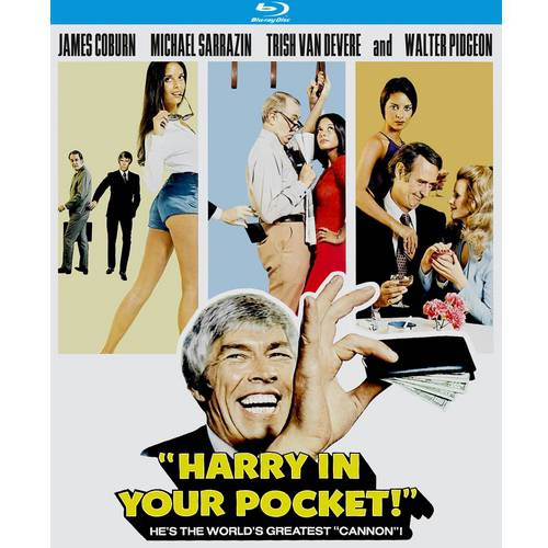 Harry In Your Pocket (Blu-ray) (Widescreen) KICBRK1712