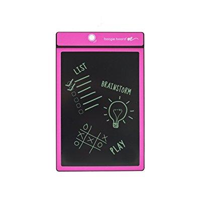 boogie board 8.5-inch lcd writing tablet,pink (pt01085pnk...
