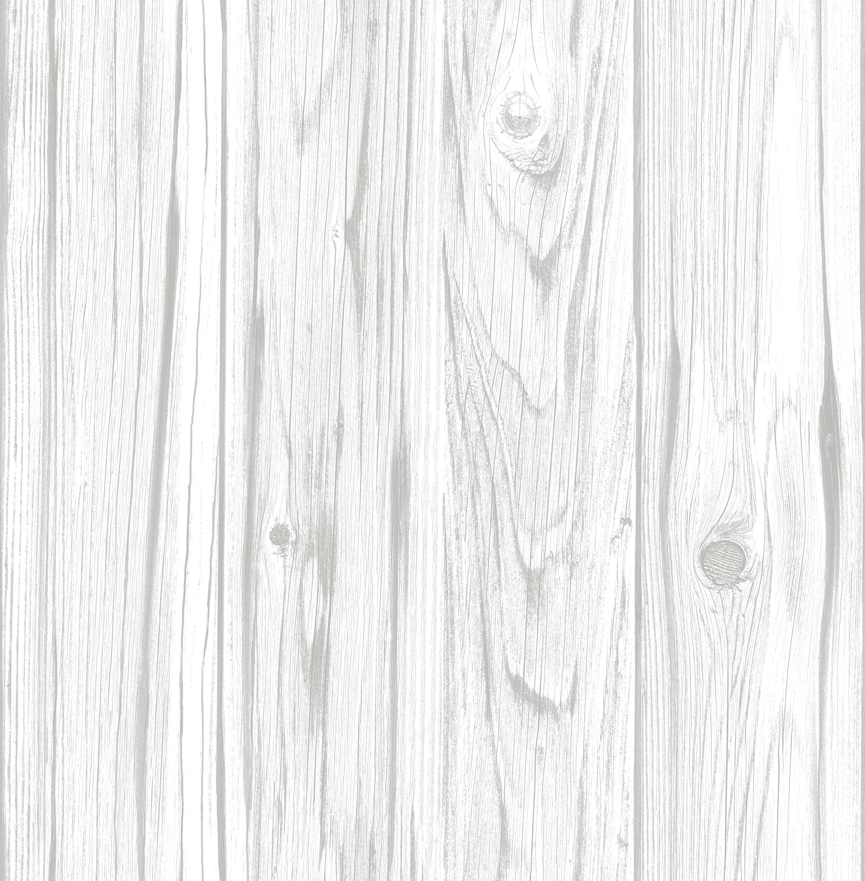 White Barnboard Peel & Stick Wallpaper