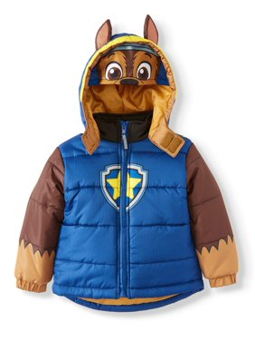 Paw Patrol Toddler Boy Chase Costume Winter Jacket Coat
