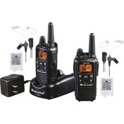 Midland, MROLXT600BB, LXT600BB FRS Business Radio Bundle, Black
