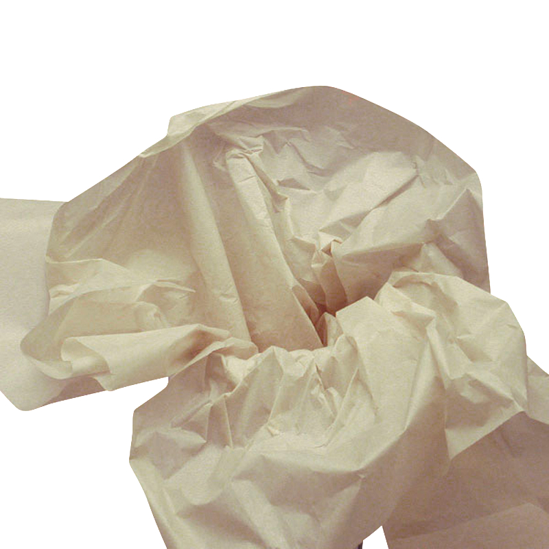 "480ea - 20"" X 30"" Quire Fold Premium Matte Khaki Tissue Ppr by Paper Mart"