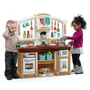 Step2 Fun With Friends Kitchen Tan Kitchen Play Set