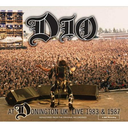 Dio At Donington UK: Live 1983 & 1987 (2CD)