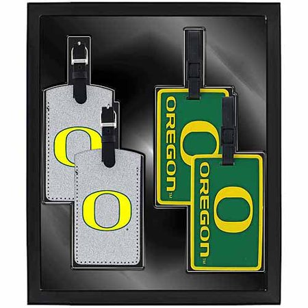 Aminco His And Hers Bag Tags, Oregon Ducks