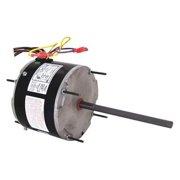 CENTURY ORM5458 Condenser Fan Motor, 1/6to1/3HP, 1075 rpm