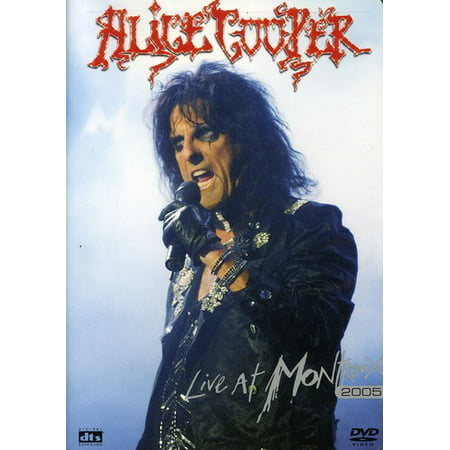 Image of Alice Cooper: Live at Montreux 2005 (DVD)