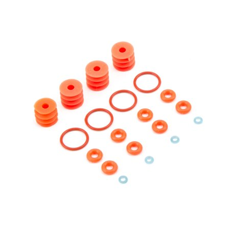 Losi FR RR Shock Seal and Limiter Set: Baja Rey,