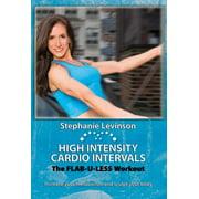 STEPHANIE LEVINSON-HIGH INTENSITY CARDIO INTERVALS-FLAB U LESS (DVD) (DVD)