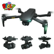 The Bigly Brothers E60 Pro Edition 6k HD 3 Axis Gimbal Drone with 1km range.
