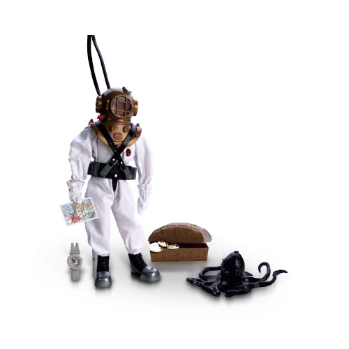 GI Joe 12-inch Echo: Adventure Team 8 Ropes of Danger by Hasbro, Inc