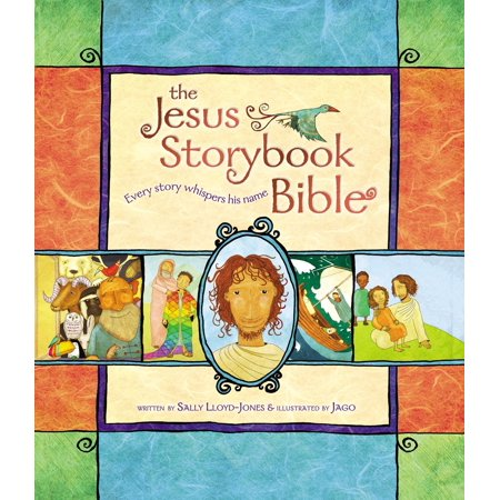 The Jesus Storybook Bible: Every Story Whispers His Name (List Of Angel Names In The Bible)