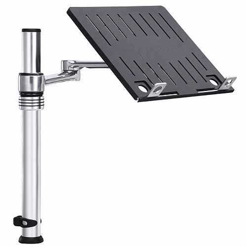 Visidec Focus Notebook Tray-Notebook Articulating Arm