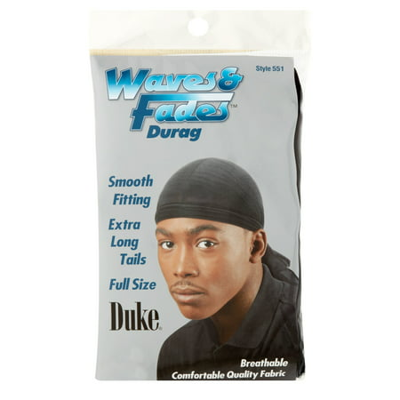 how to wear a durag