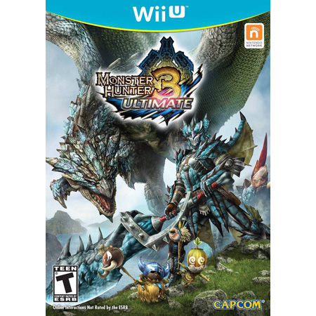 Monster Hunter 3 Ultimate (Wii U) - image 1 de 1