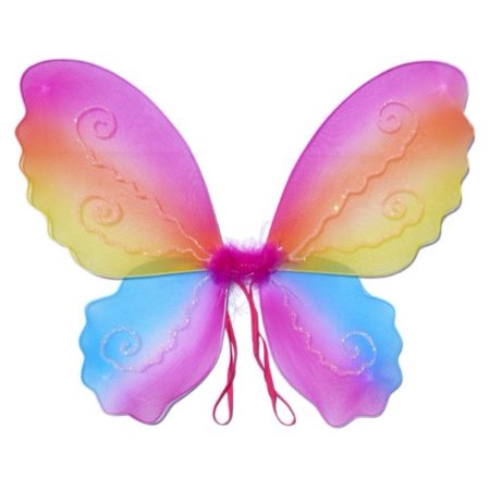 Butterfly Wing / Fairy Wing Costume for Girls - Rainbowhttps://www.slickcentral.com/products/