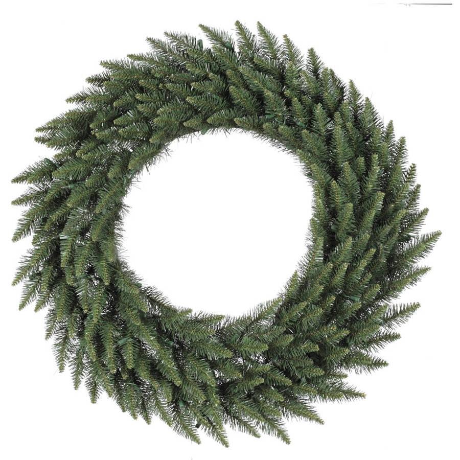 "Vickerman 48"" Camdon Fir Wreath 330 Tips"