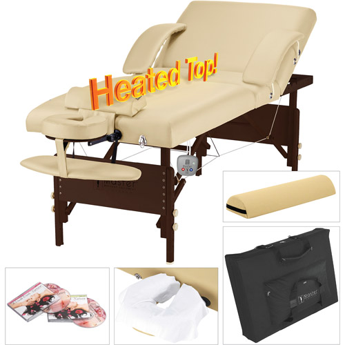 "30"" Del Ray Salon Therma Top Pro Package Massage Table"
