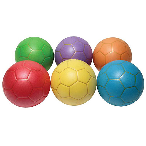 Trial Ultimax Waterproof Soccer Ball Trainer, Size 5, Set of 6