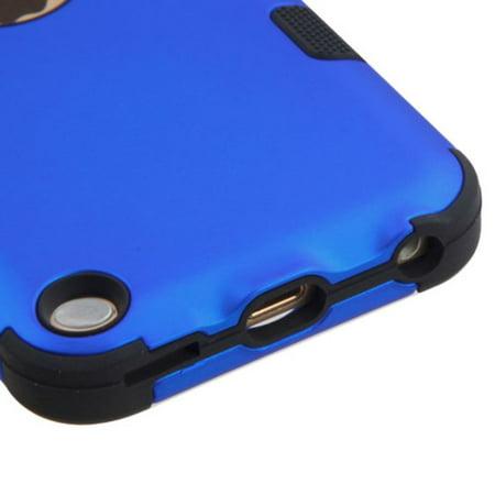 MyBat Tuff Hard Dual Layer Hybrid Case For Apple iPod Touch 6th 5th Gen case cover - image 3 de 4