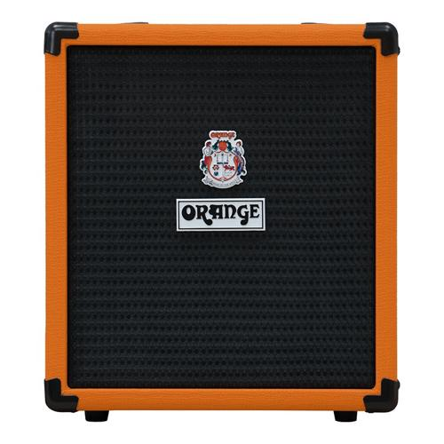 "Orange Amplification Crush Bass 25 25-Watt 1x8"" Bass Combo Amplifier (Orange)"