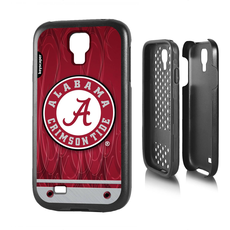 Alabama Crimson Tide Galaxy S4 Rugged Case