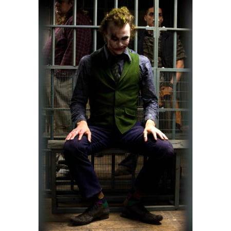 Heath Ledger Poster The Joker 16