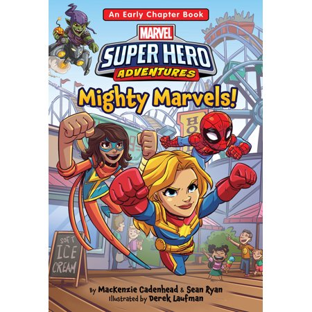 Marvel Super Hero Adventures Mighty Marvels! : An Early Chapter (A Mighty Long Way Chapter 1 Summary)