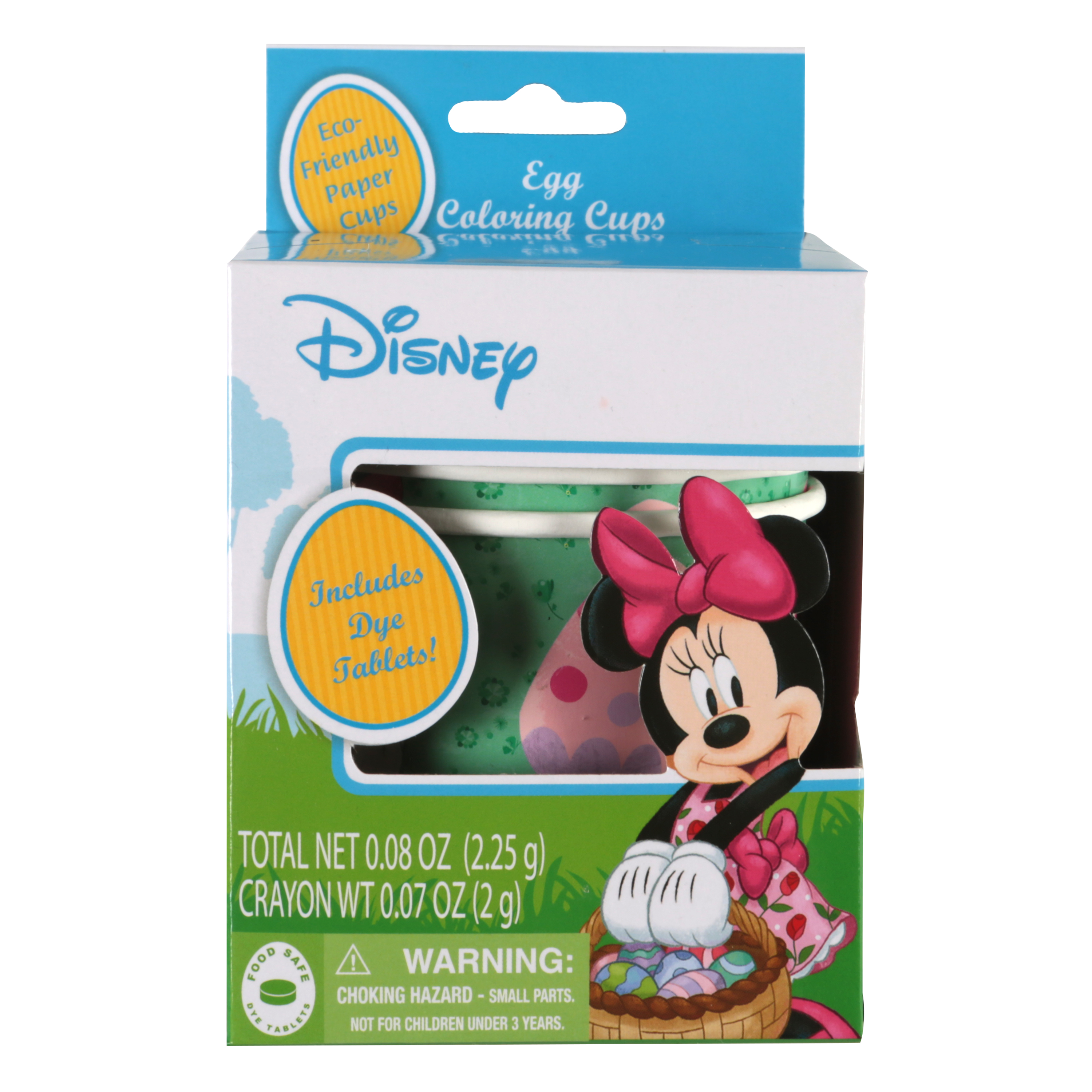 Easter 5ct Minnie Coloring Cup