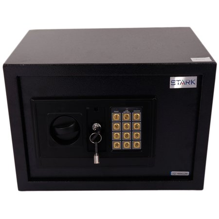 ktaxon digital electronic fireproof safe box keypad lock home office hotel gun security. Black Bedroom Furniture Sets. Home Design Ideas