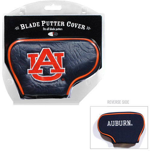 Team Golf NCAA Auburn Golf Blade Putter Cover