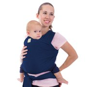 Baby Wrap Carrier - All in 1 Stretchy Baby Sling - Ergo Carrier Sling - Baby Carrier Wrap