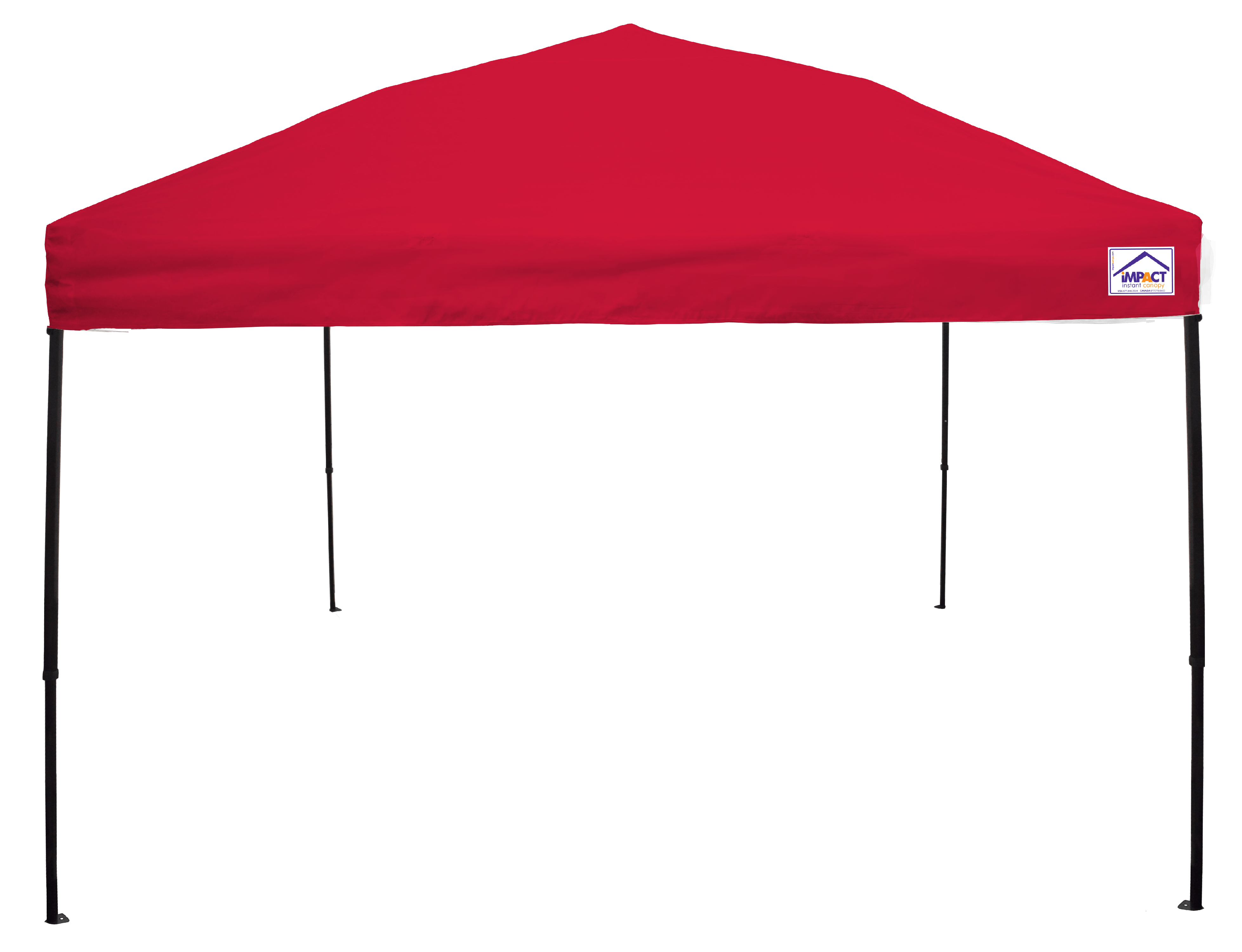 Head Way Gazebo Top Red 10 x 10 Instant Pop Up Canopy Tent  sc 1 st  Walmart & 10 X 10 Tents