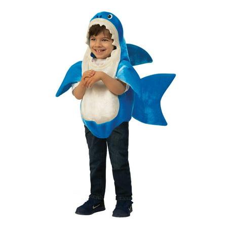 Baby Shark - Daddy Shark Kids Costume