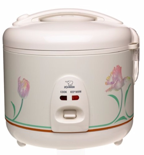Zojirushi NS-RNC10 Automatic 5-1/2-Cup (Uncooked) Rice Co...