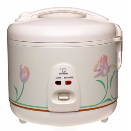 Zojirushi NS-RNC10 Automatic 5-1/2-Cup (Uncooked) Rice