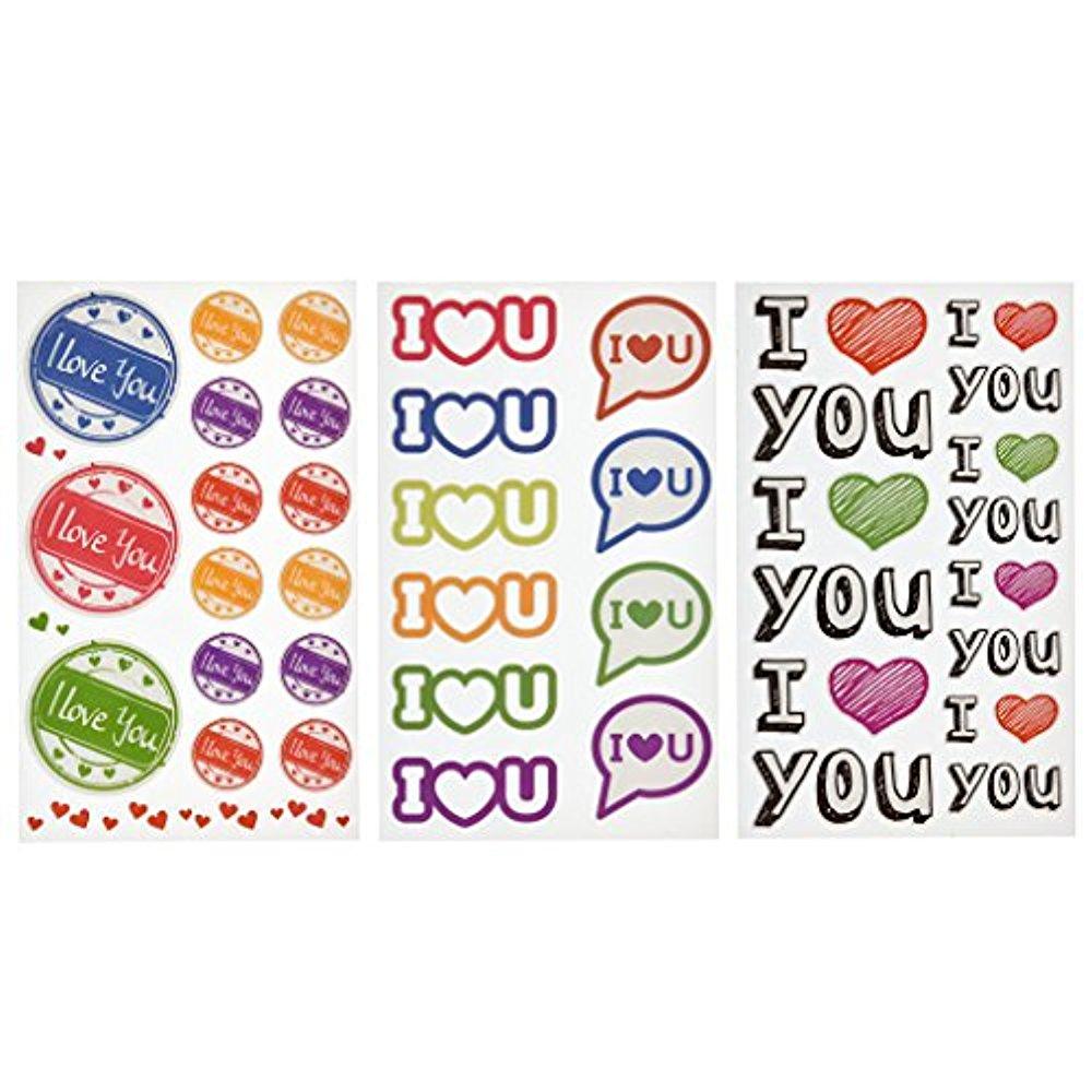 Mint, Snap, Zip, Pop, Z2300 Wedding, Travel, Party, ABCW, ABC, Love, Graduation, Baby, Camera, Logo Polaroid Colorful /& Decorative Sticker Sets for Instant Photo Paper Projects - 9 Unique Sets